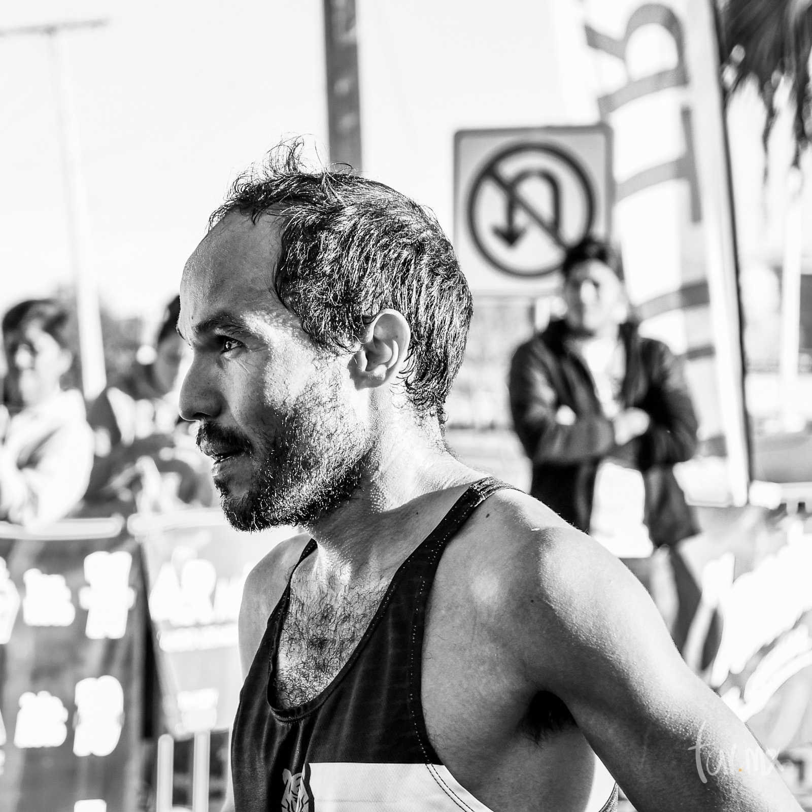 Daniel Ortíz, medio maratón 21k autocentro-autopop