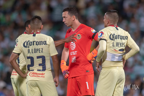 Marchesín, Reyes, López