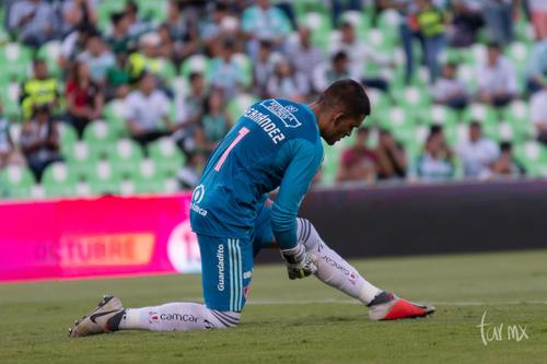 Hernández 1, portero Atlas