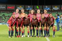 Equipo de Chivas femenil