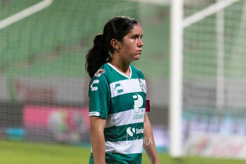 Grecia Ruiz, capitana