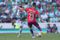 Santos vs Veracruz jornada 10 apertura 2018