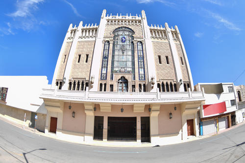 Teatro Isauro Martínez TIM