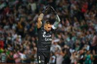 Jonathan Orozco, festejo de gol de Lozano