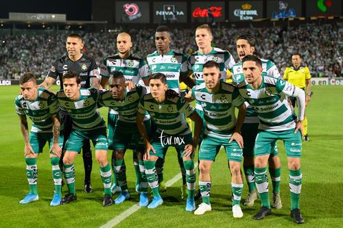 equipo de Santos