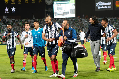 equipo Monterrey