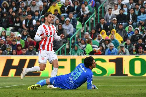 Gol de Facundo Castro #8