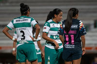 Guerreras vs Águilas, Dorian Hernández, Estela Gómez, Arlett