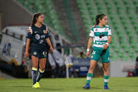 Guerreras vs Águilas, Jana Gutiérrez, Ashly Martínez