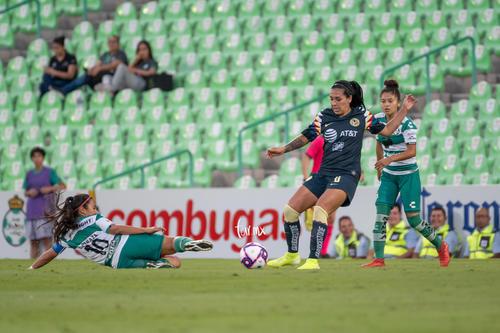 Guerreras vs Águilas, Esmeralda Verdugo, Cinthya Peraza