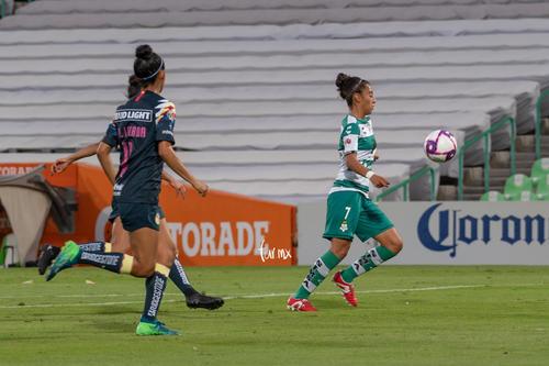 Guerreras vs Águilas, Brenda Guevara