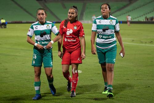 Guerreras vs Águilas, Paola Calderón, Ashly Martínez, Arlett