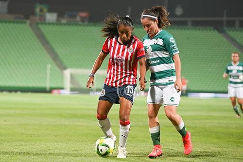 Daniela Delgado 15, Miriam Castillo 15