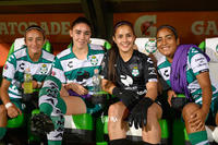 Yahaira Flores, Joseline Hernández, Ana Gutiérrez
