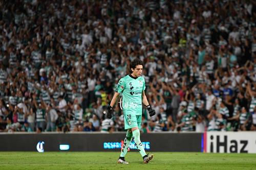 festejo de gol, Carlos Acevedo