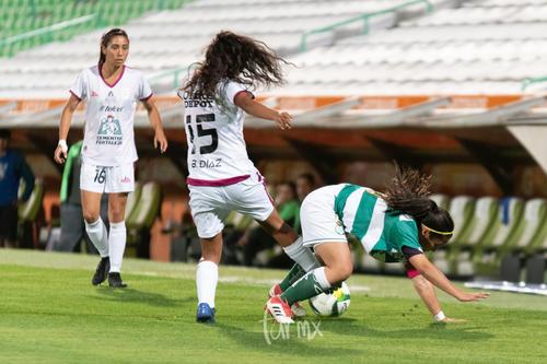 Montserrat Peña, Brenda Díaz, Cinthya Peraza