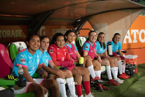 jugadoras Monterrey