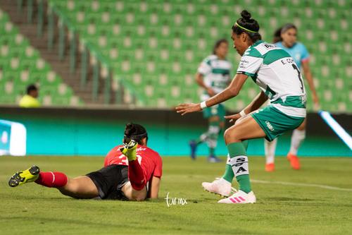 Santos vs Monterrey jornada 6 apertura 2019 Liga MX femenil