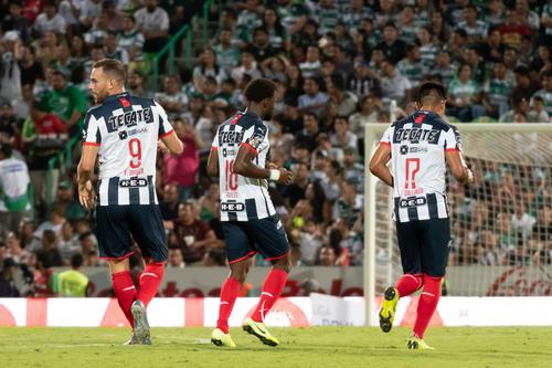 Santos vs Monterrey jornada 6 apertura 2019 Liga MX