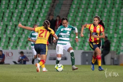 Maria Sandoval, Olga Trasviña, Dalia Molina
