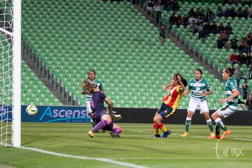 Gol de Morelia, Dalia Molina