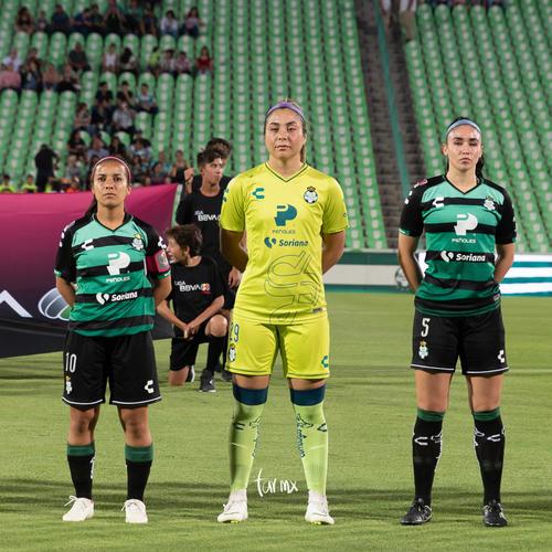 Ana Gutiérrez, Cinthya Peraza, Wendy Toledo