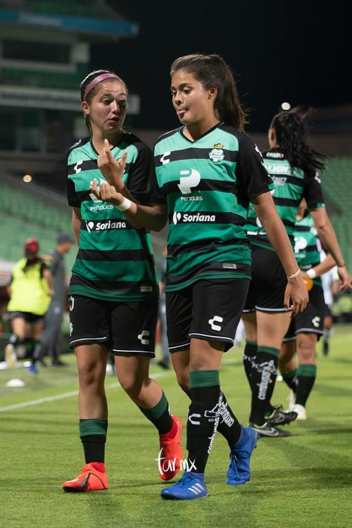 Daniela Delgado, Alexxandra Ramírez