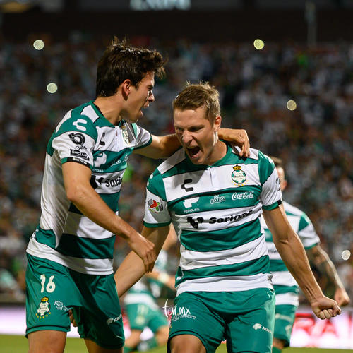 festejo de gol,  Furch, Julio Furch