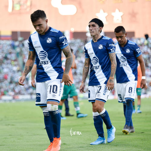 Omar Fernández, Christian Tabó, Rodolfo Salinas