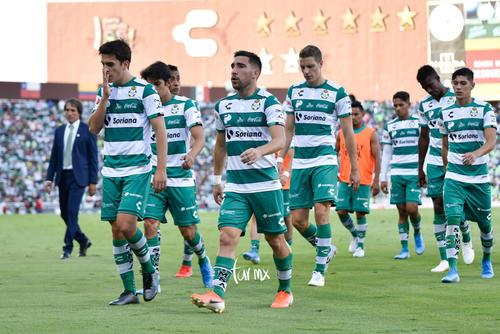 jugadores Santos