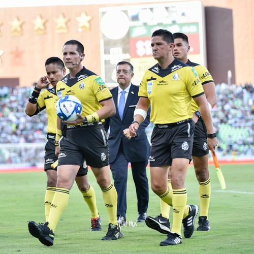 arbitraje Santos vs Puebla a2019