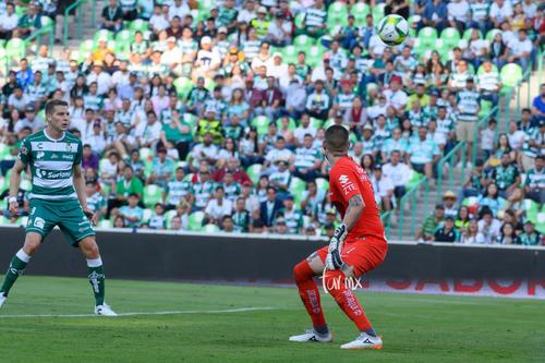 Gol de Marlos Moreno