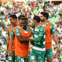 Santos vs Querétaro C2019 Liga MX