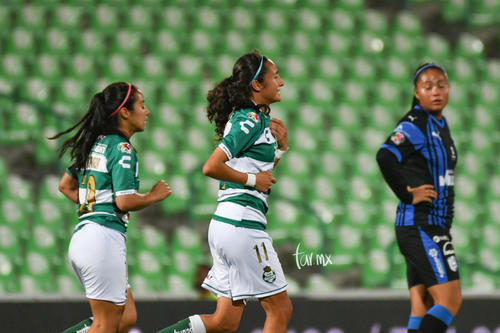 gol de Nancy Quiñones