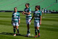 Cinthya Peraza, Melissa Sosa, Alexxandra Ramírez