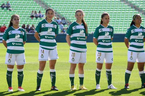 Cinthya Peraza, Katia Estrada, Sofia Ochoa, Linda Valdéz, Yahai