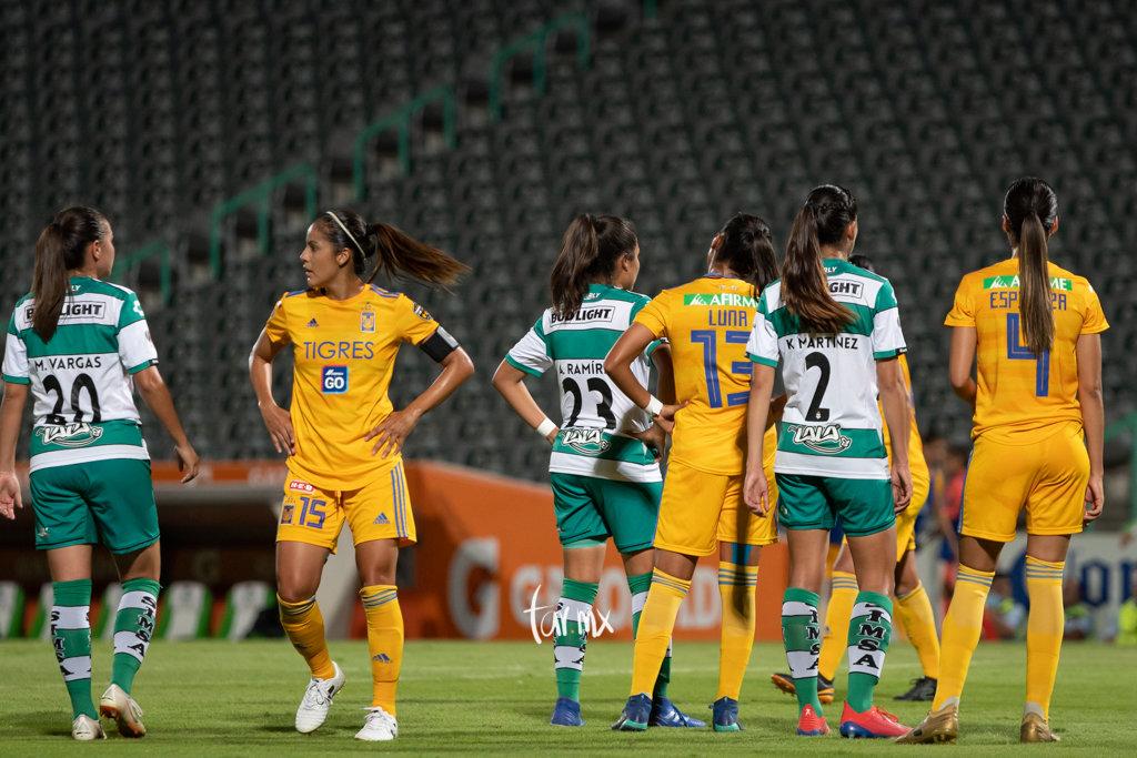 Karla Martínez, Michelle Vargas, Alexxandra Ramírez