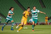 Katia Estrada, Alexxandra Ramírez, María Elizondo