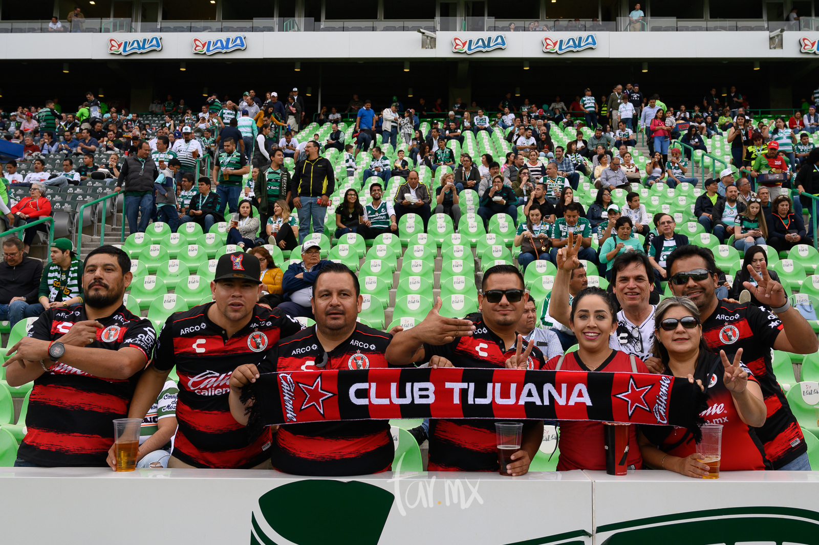 aficionados Tijuana