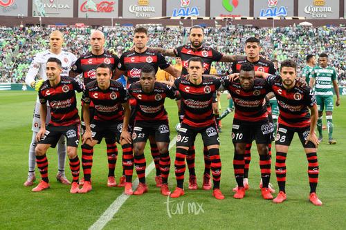 Jugadores del Club Tijuana
