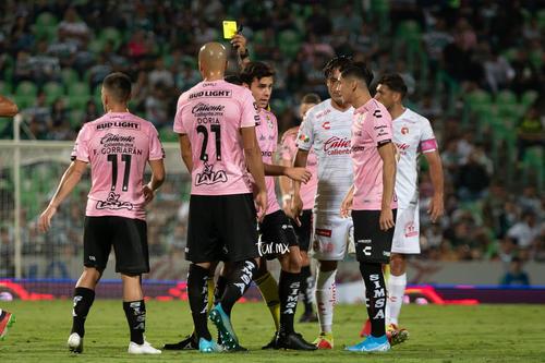 Santos vs Tijuana jornada 14 apertura 2019 Liga MX