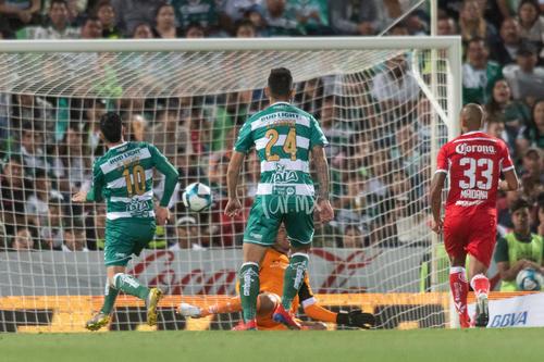 gol de Diego Valdés