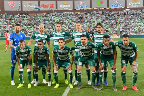 Equipo de Santos Laguna
