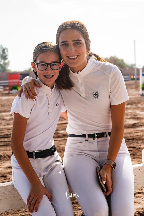 Sofía y Natalia