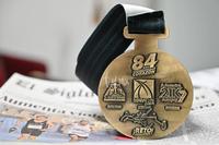 Medalla Reto Laguna