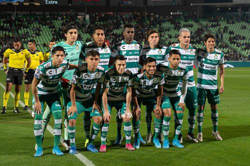 Equipo de Santos Copa MX