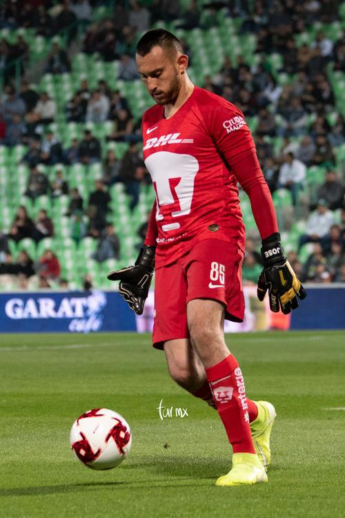 José Castillo, portero