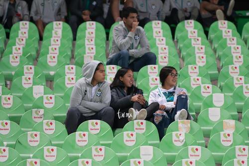 jugadoras Santos femenil
