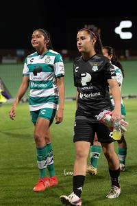 Isela Osorio, Paola Calderón
