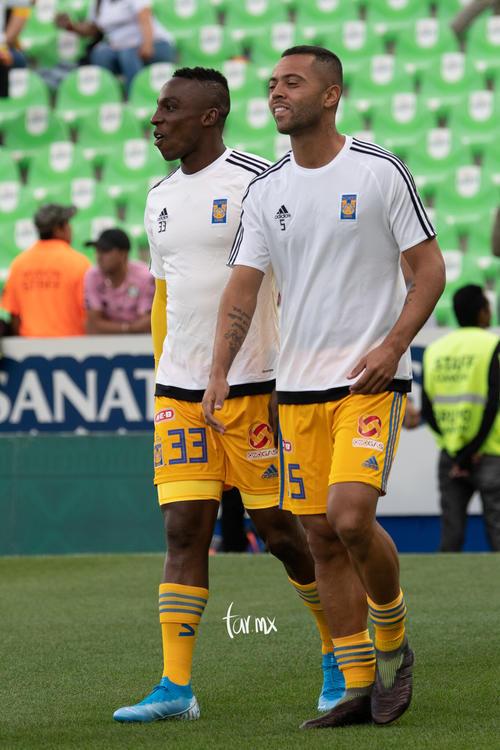 Julián Quiñones, Rafael De Souza
